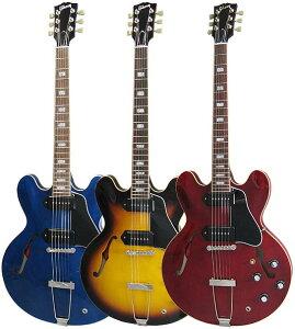【エレキギター】Gibson CUSTOM SHOP ES-330