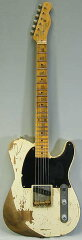 【エレキギター】Fender USA CUSTOM SHOP TRIBUTE SERIES JEFF BECK ESQUIRE 【店頭展示品最終...