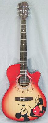【アコースティックギター】FERNANDES PD-16C MICKEY 【キズ有り特価】