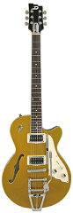 【エレキギター】Duesenberg Limited Edition DTV-GT Starplayer TV (Gold Top)