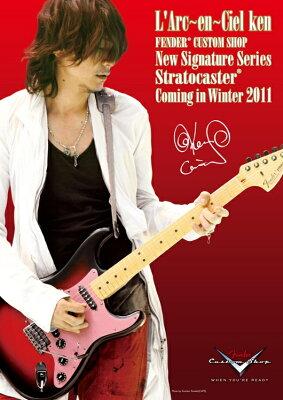 【エレキギター】Fender USA CUSTOM SHOP ken Stratocaster Galaxy Red Masterbuilt by Greg Fe...