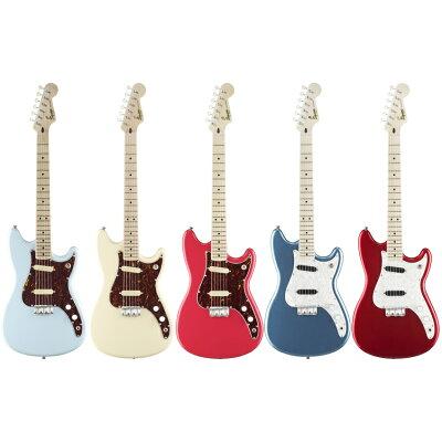 【エレキギター】Squier by Fender FSR Classic Vibe Duo-Sonic 【特価】