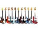 【エレキベース】Fender Japan JB62