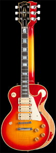 【エレキギター】Gibson CUSTOM SHOP Ace Frehley Budokan 1974 Les Paul Custom Aged 【12月24...