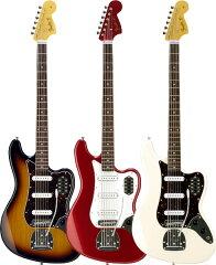 【エレキベース】Fender Japan BASS VI 【アーニーボール・ストラップ&ポリッシュ&クロスSETプ...