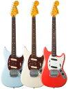 【タイムセール限定衝撃プライス】Squier by Fender FSR Classic Vibe Mustang 【楽天イーグル...