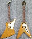 【エレキギター】Gibson Custom Shop '92 Historic Collection Explorer&Flying V Korina SET 【USED】 【中古】 【20111125】