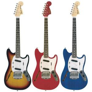【エレキギター】Fender Japan MG/HO 【新製品ギター】 【アーニーボール・ストラップ&ポリッシ...