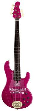 LAKLAND USA Series 55-69 tetsuya (Pink Translucent/Ebony) 【受注生産品】
