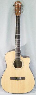 Fender Acoustics CF-140SCE (NAT) 【大感謝祭】
