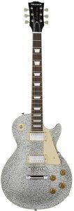 【エレキギター】Edwards E-LP-98SD (Sparkling Silver)