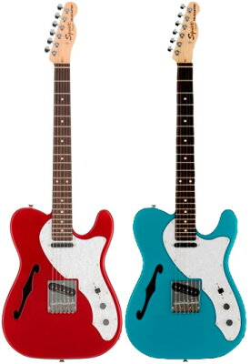 Squier by Fender FSR Vintage Modified Telecaster Thinline 【74時間限定イケベ大感謝祭】