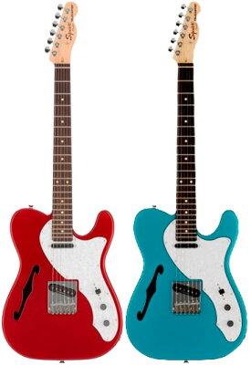 Squier by Fender FSR Vintage Modified Telecaster Thinline 【74時間限定イケベ大感謝祭】