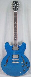 【エレキギター】Gibson CUSTOM SHOP ES-335 Figured Blue