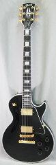 【限定タイムセール】Gibson CUSTOM SHOP Custom Collection Les Paul Custom (EB) 【限定タイ...