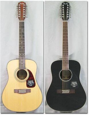 Fender Acoustics CD-160SE-12 V2 【大感謝祭】