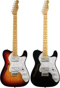 【エレキギター】Fender USA FSR '72 Telecaster Thinline 【10月上旬入荷予定】 【新製品ギター】