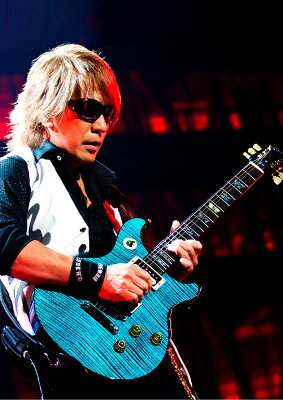 Gibson CUSTOM SHOP TAK MATSUMOTO DC STANDARD AQUA BLUE LIMITED EDITION