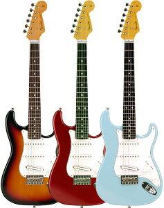 """【エレキギター】Fender Japan ST62SS """"Smart Size"""" 【アーニーボール・ストラップ&ポリッシ..."""