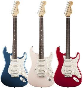 【エレキギター】Fender USA FSR American Standard Lipstick Stratocaster 【11月20日発売予定】