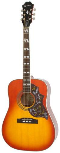 Epiphone by Gibson Hummingbird PRO (Faded Cherry Burst)