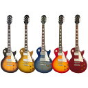 Epiphone By Gibson Les Paul Standard Plus-top Pro 【エピフォン純正ストラップ・プレゼント】