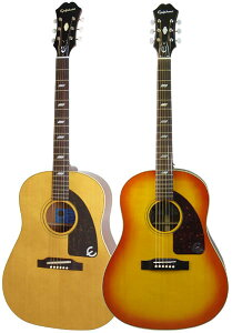 Epiphone by Gibson Inspired by 1964 Texan 【数量限定でエピフォン豪華アクセサリーキット・プレゼント】 【HxIv29_03】