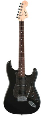 Squier by Fender Affinity Fat Stratocaster (BLK) 【大感謝祭】