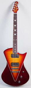 【エレキギター】MUSICMAN ARMADA Flame Maple Top (Honey Burst/Red)