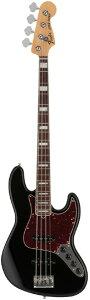 【エレキベース】Fender USA FSR American Deluxe Jazz Bass N3 (Black/Rosewood) 【12月中旬入...