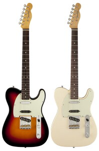 【エレキギター】Fender USA Vintage Hot Rod Series '60s Telecaster 【12月中旬入荷予定】