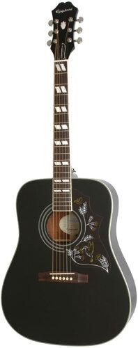 Epiphone by Gibson Limited Edition Hummingbird PRO (Ebony)