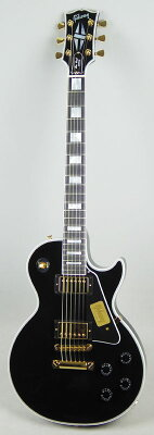 Gibson CUSTOM SHOP Custom Collection Les Paul Custom (Ebony) 【特価】