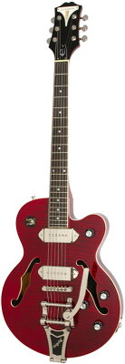 Epiphone By Gibson Limited Edition WILDKAT (Wine Red) 【期間限定特別価格】 【数量限定でエピフォン豪華アクセサリーキット・プレゼント】