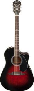 """【エレクトリック・アコースティックギター】Fender Acoustics Wayne Kramer """"Royal Tone"""" Drea..."""