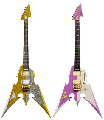 【エレキギター】ESP FLYING A-V [THE ALFEE 40th Anniversary × Takamiy 60 Years Old Annive...