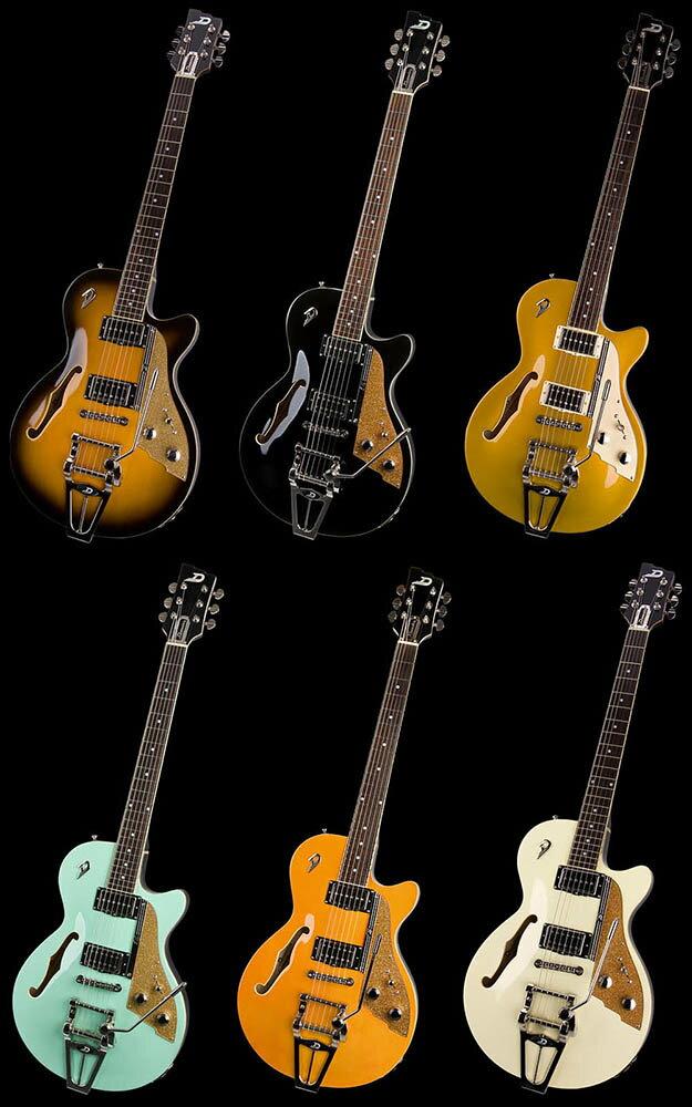 ギター, エレキギター Duesenberg DTV Star Player TV HxIv0103
