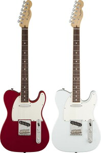 【エレキギター】Fender USA Limited Edition American Standard Telecaster Channel Bound Ros...