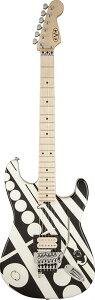【エレキギター】EVH Stripe Series Circles 【11月中旬入荷予定】 【HxIv09_03】