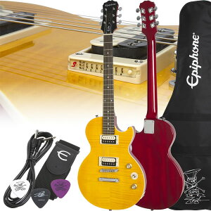 "【エレキギター】Epiphone by Gibson Slash ""AFD"" Les Paul Special-II Guitar Outfit 【新製品..."