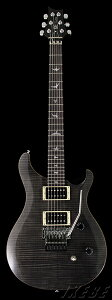 "【エレキギター】P.R.S. SE ""FLOYD"" CUSTOM 24 (Gray Black) ""Ikebe 40th Anniversary"" 【..."