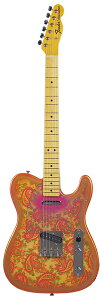 "【エレキギター】Fender Japan TL69-Antique Paisley ""IKEBE 40th Anniversary"" 【12月入荷予..."
