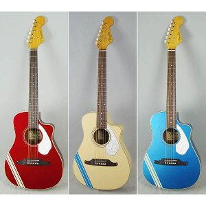 【アコースティックギター】Fender Acoustics FSR Malibu CE Mustang