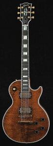 【エレキギター】Gibson CUSTOM SHOP Les Paul Custom Koa Top #CS404490 【現地選定品】 【PGC...