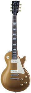 【エレキギター】Gibson Limited Edition Les Paul Less Plus P-90 (Gold Top) 【今当店なら付...