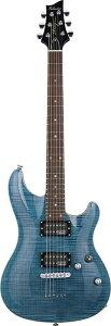 【エレキギター】SCHECTER Rexy Series RX-2-24-CTM-TOM/CBLU 【受注生産品】