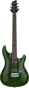 【エレキギター】SCHECTER Rexy Series RX-2-24-CTM-VTR/BGRN 【受注生産品】