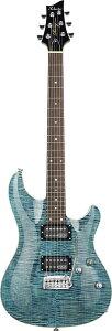 【エレキギター】SCHECTER Rexy Series RX-2-24-CTM-VTR/BLT 【受注生産品】