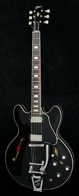 Gibson Memphis Limited Run ES-330L Humbucker (Antique Ebony)