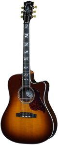 "Gibson Songwriter Cutaway Progressive [自動チューニングシステム""G-FORCE""搭載] (Autumn Burst)"
